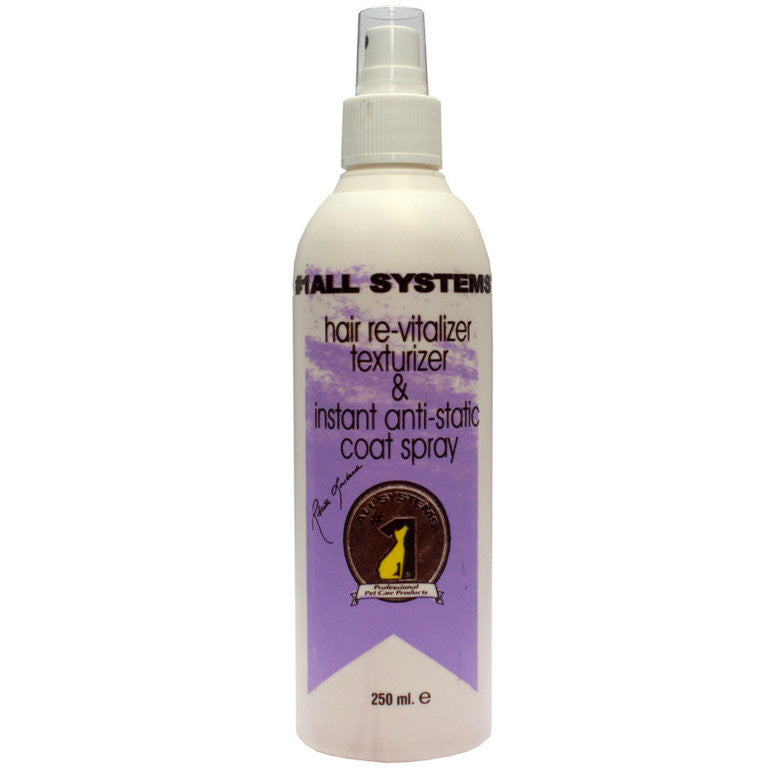 #1 All Systems - Hair Revitalizer & Instant Anti-Static Spray