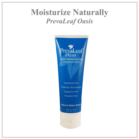 Prevaleaf™ Silk Travel Size - Feel Natural Intimate Moisturizer- 30 Applications each.
