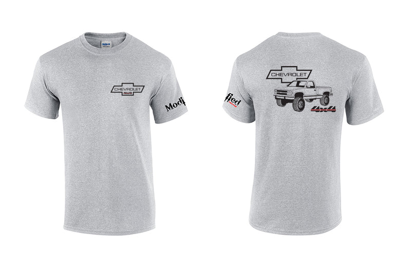 1989 Chevy Stepside 4x4 Truck Shirt