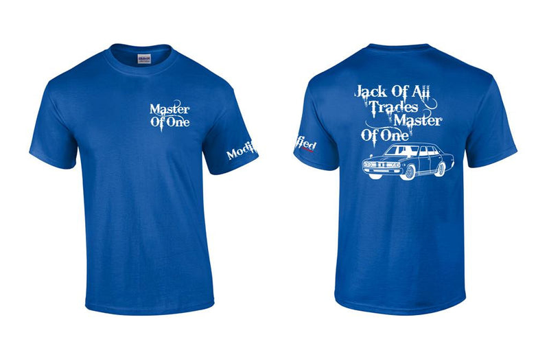 Jack of All Trades 260C Shirt
