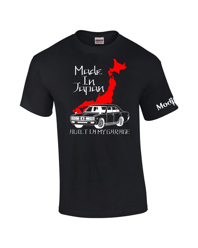 Made in Japan Front 260C Shirt
