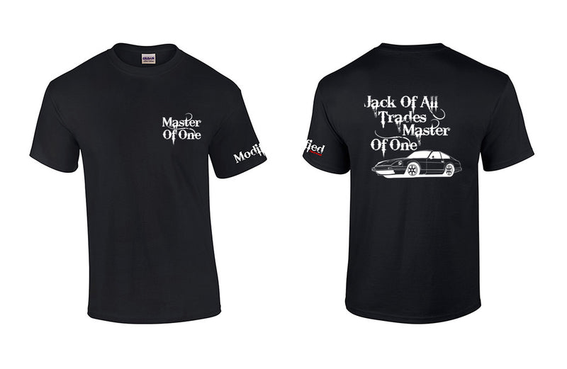 Jack of All Trades 280ZX Shirt