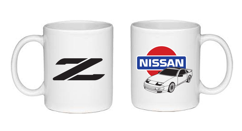 Nissan 300ZX Coffee Mug
