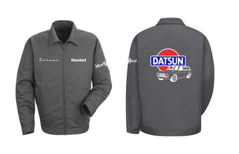Datsun 411 Wagon Mechanic's Jacket