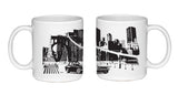 Datsun 510 City Silhouette Coffee Mug