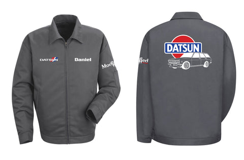 Datsun 510 Wagon Mechanic's Jacket