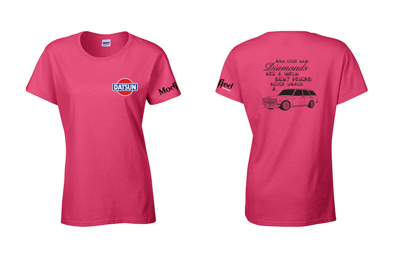 Ladies Diamonds 510 Wagon Shirt