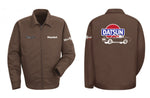 Datsun 610 Coupe Logo Mechanic's Jacket