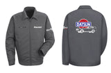 Datsun 610 Wagon Logo Mechanic's Jacket