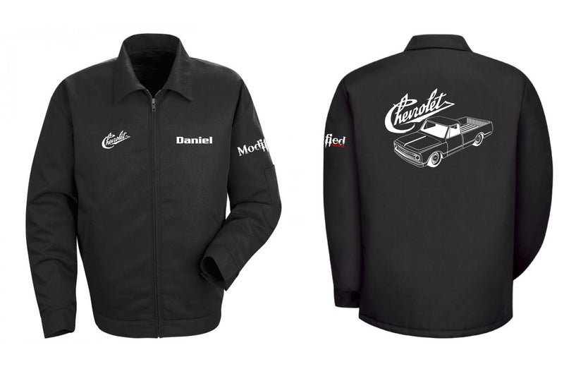 Chevy 67-72 Truck Mechanic's Jacket
