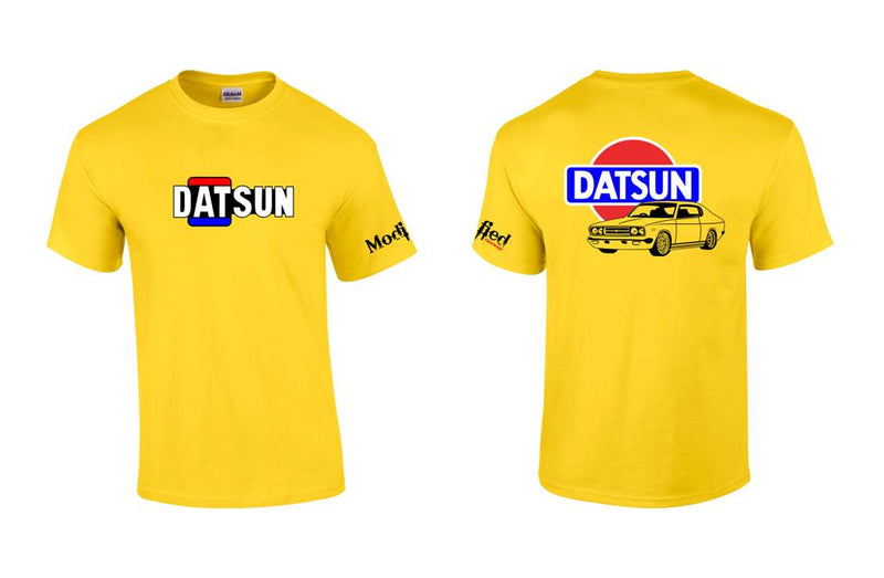 Datsun 710 Coupe Logo Shirt