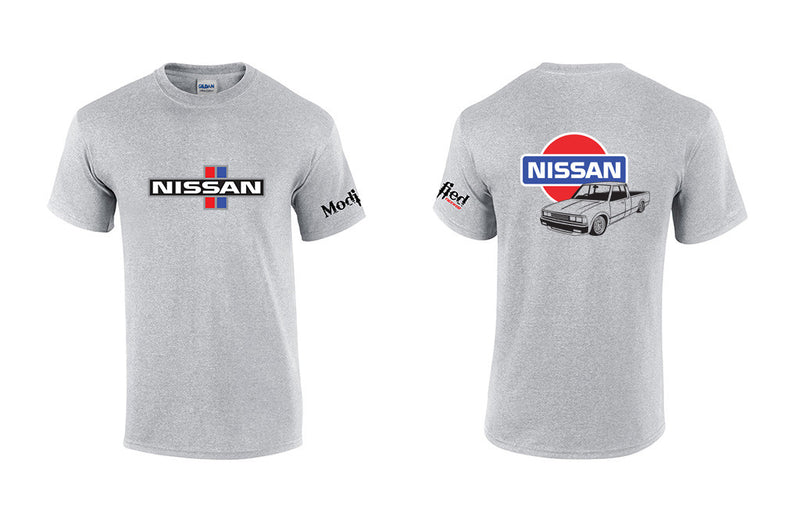 Nissan 720 King Cab Logo Shirt