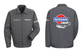 Nissan 720 King Cab Mechanic's Jacket