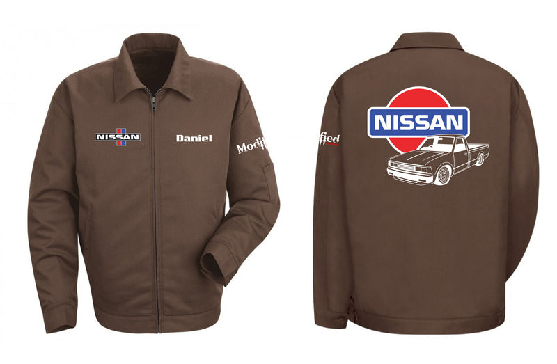 Nissan 720 Mechanic's Jacket