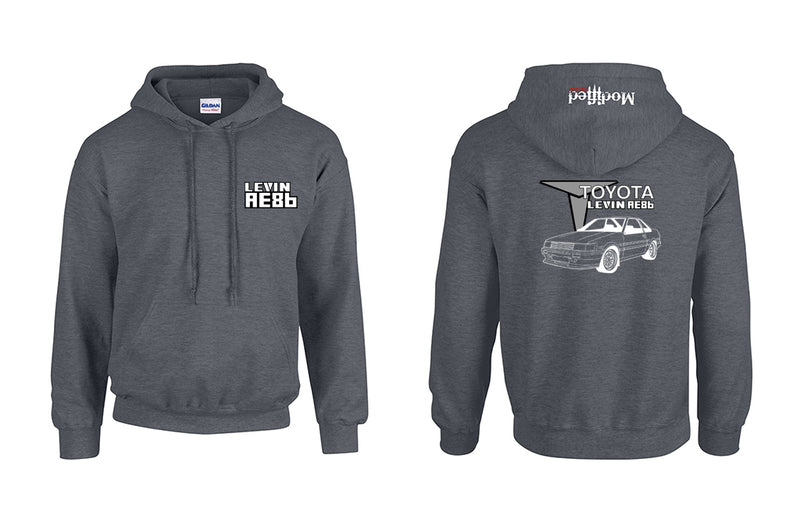 Toyota AE86 Levin Coupe Hoodie