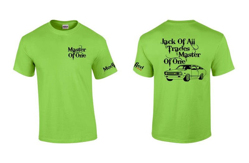 Jack of All Trades B210 Coupe Shirt