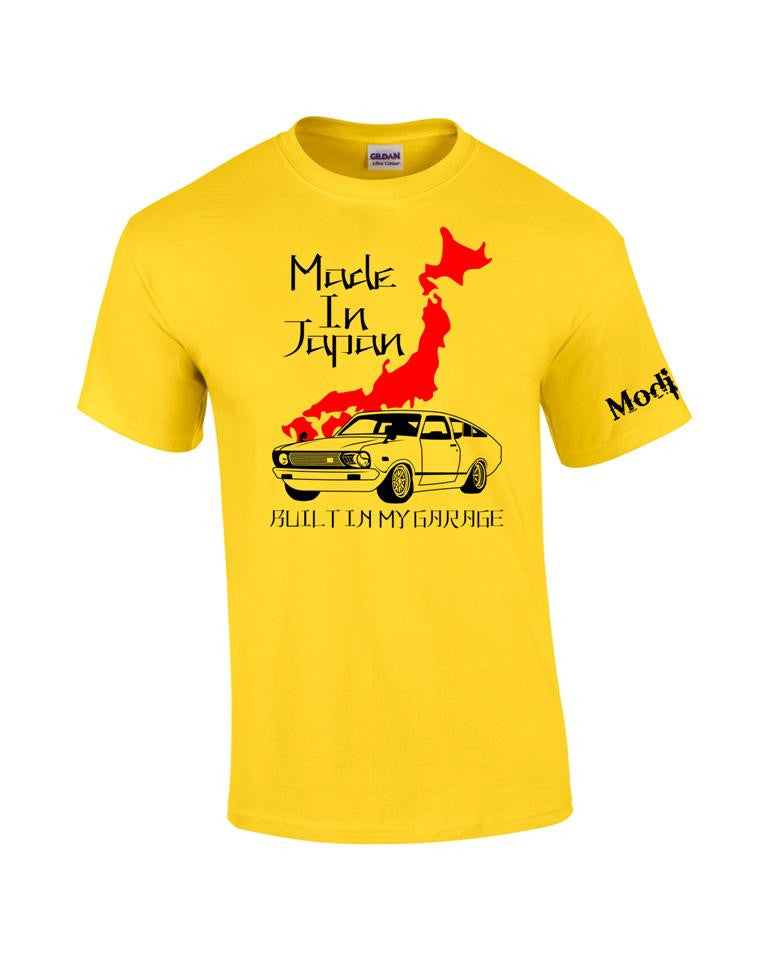 Made in Japan Front B210 Coupe Shirt