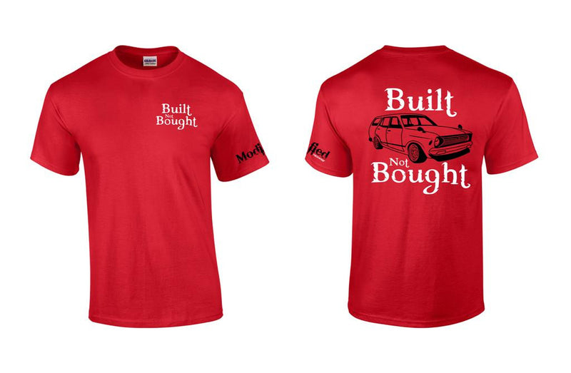 Built not Bought B210 Wagon Shirt
