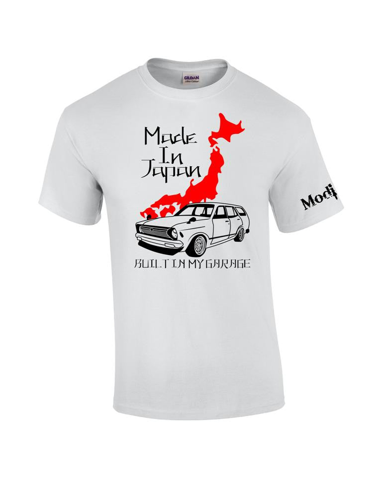 Made in Japan Front B210 Wagon Shirt