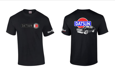 Datsun B210 2 Door Sedan Logo Shirt