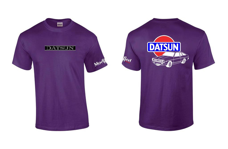 Datsun B310 Hatch Logo Shirt