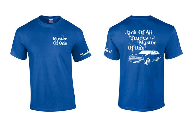 "Jack of All Trades B310 Wagon ""Round Eye"" Shirt"