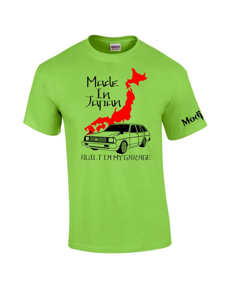 Made in Japan Front B310 Wagon Shirt