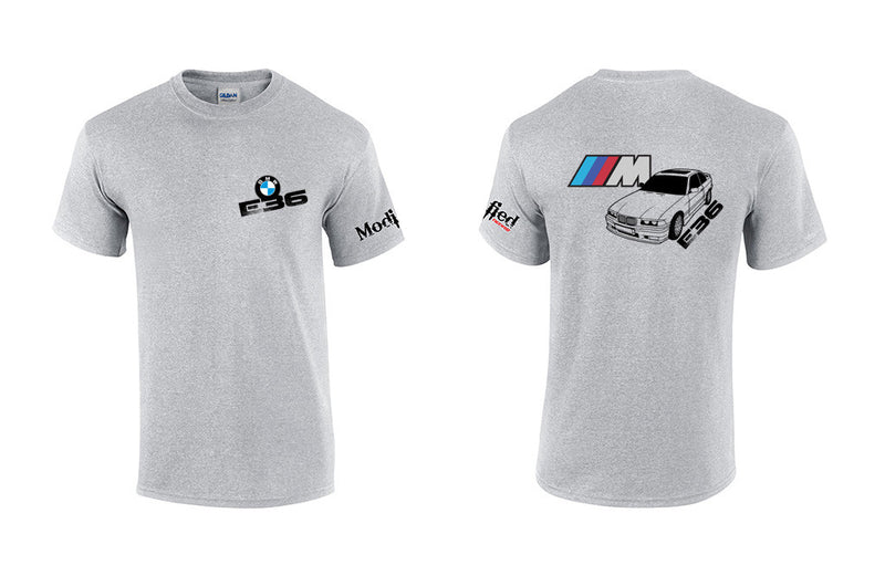 BMW E36 Coupe M Logo Shirt