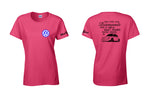VW Bug Diamonds Ladies Shirt