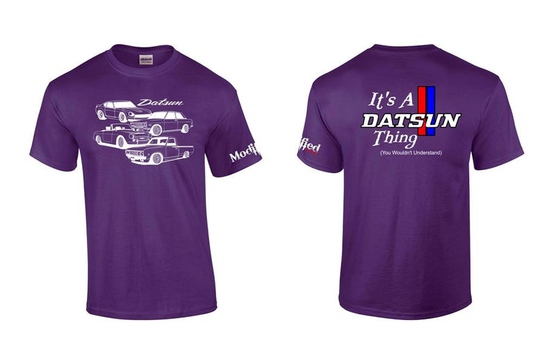 It's A Datsun Thing Shirt-620