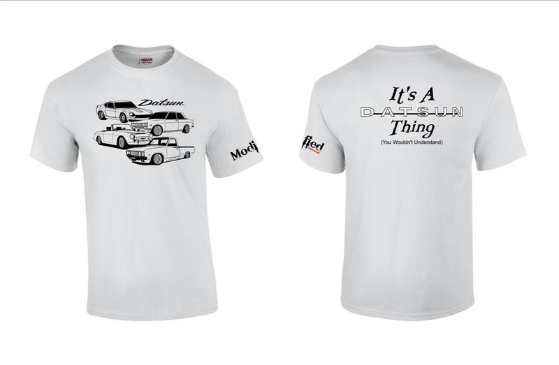 It's A Datsun Thing Shirt-Roadster