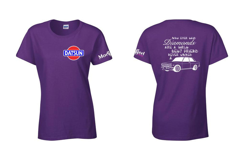 Ladies Diamonds 510 Shirt