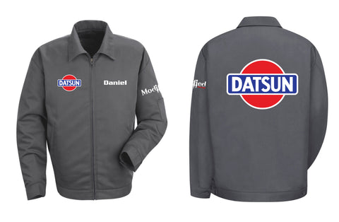 Datsun Logo Mechanic's Jacket