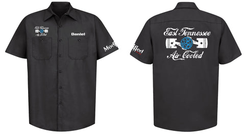 ETAC Club Mechanic's Shirt