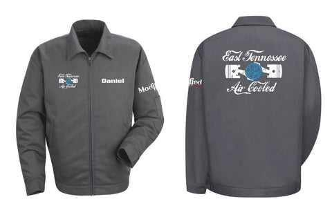 ETAC Club Mechanic's Jacket