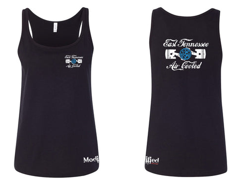 ETAC Club Ladies Tank Top