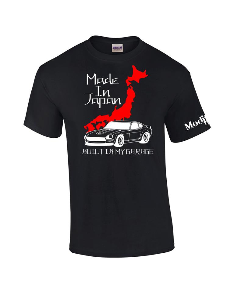 Made in Japan Front Z Shirt