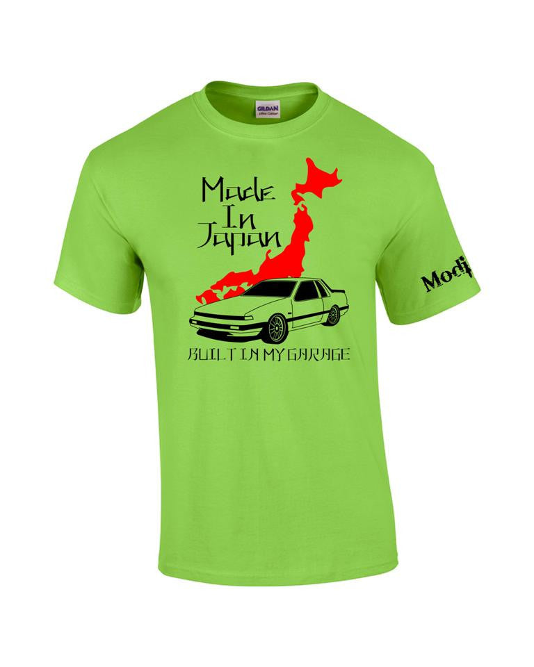 Made in Japan Front S12 Coupe Shirt