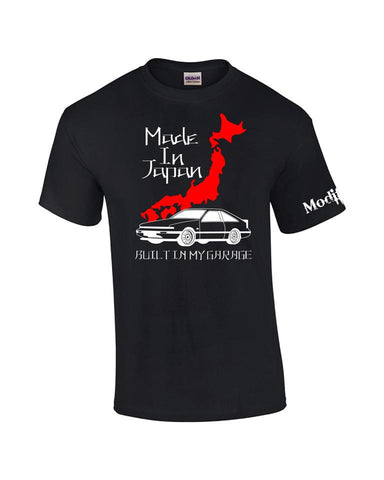 Made in Japan Front S12 Hatch Shirt