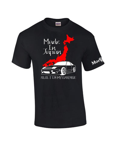 Made in Japan Front S13 Hatch Shirt