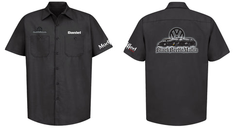 BlackBeetleMafia 2.0 Mechanic's Shirt