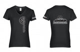 BlackBeetleMafia 2.0 Ladies V-Neck Shirt