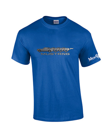 Mustang Fastback Pony Shirt