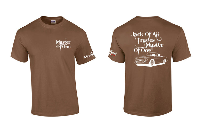 Jack of All Trades Roadster Shirt