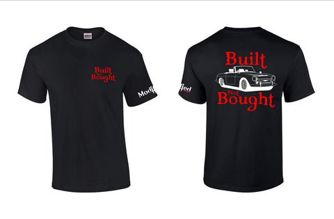 Built not Bought Roadster Shirt