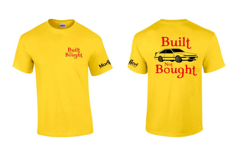 Built not Bought S12 Hatch Shirt