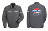 Nissan S14 Kouki Old School Logo Mechanic's Jacket