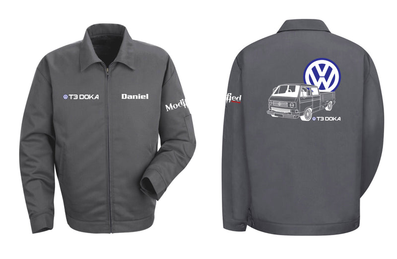 VW T3 Doka Mechanic's Jacket