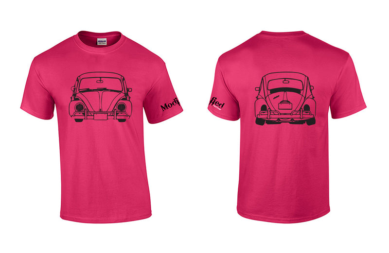 VW Bug Front/Back Youth Shirt