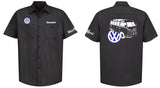 VW Bus Logo Mechanic's Shirt